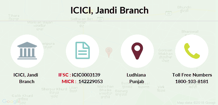 Icici-bank Jandi branch