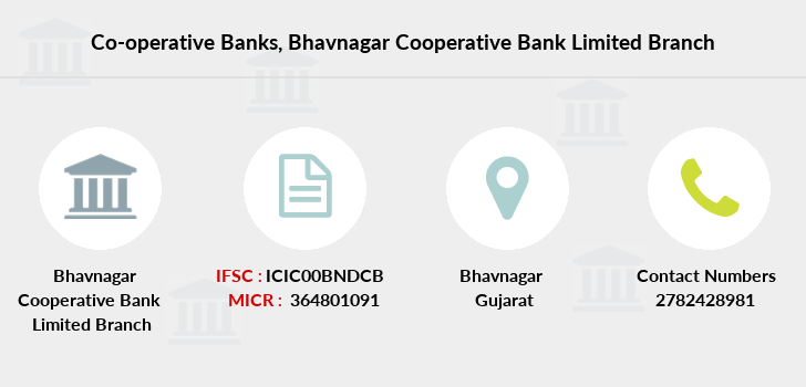 Co-operative-banks Bhavnagar-cooperative-bank-limited branch