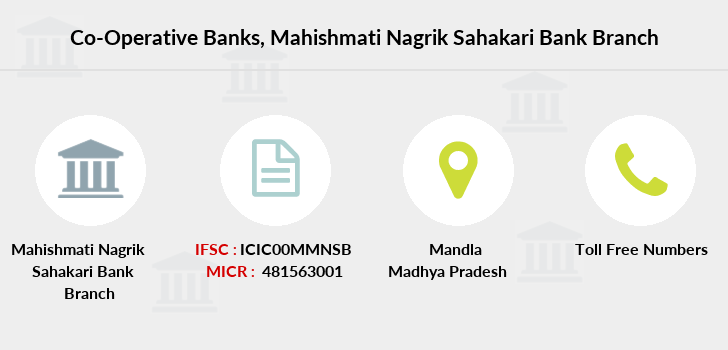 Co-operative-banks Mahishmati-nagrik-sahakari-bank branch