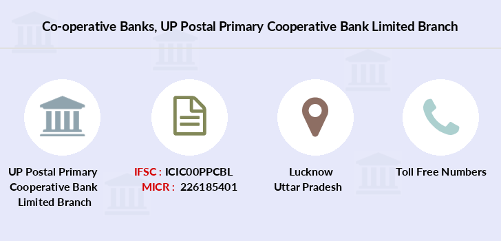 Co-operative-banks Up-postal-primary-cooperative-bank-limited branch