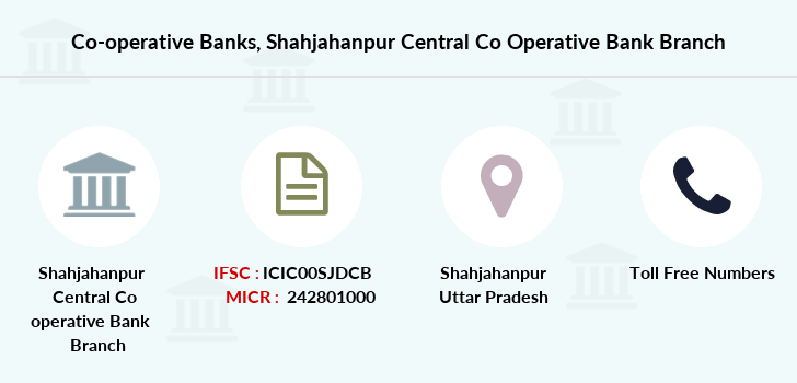 Co-operative-banks Shahjahanpur-central-co-operative-bank branch
