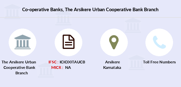 Co-operative-banks The-arsikere-urban-cooperative-bank branch