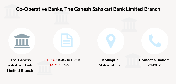 Co-operative-banks The-ganesh-sahakari-bank-limited branch