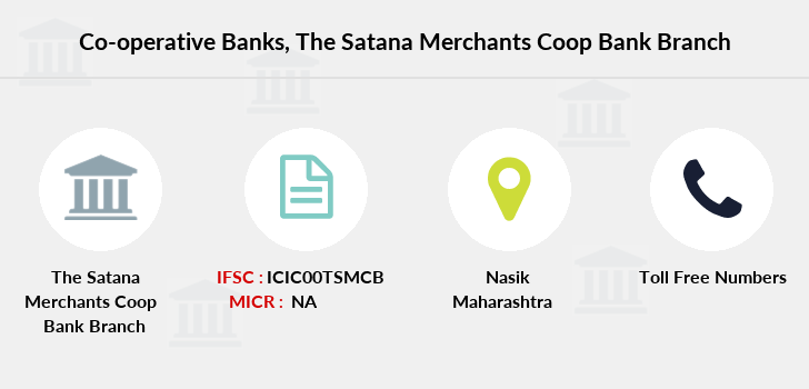 Co-operative-banks The-satana-merchants-coop-bank-limited branch