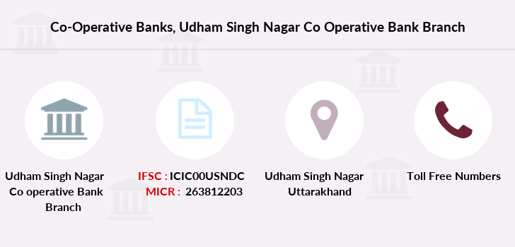 Co-operative-banks Udham-singh-nagar-co-operative-bank branch