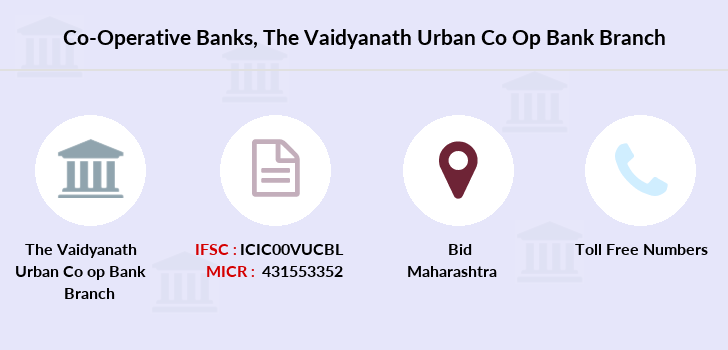 Co-operative-banks The-vaidyanath-urban-co-op-bank branch