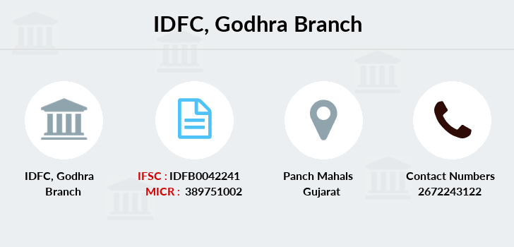 Idfc-bank-ltd Godhra branch
