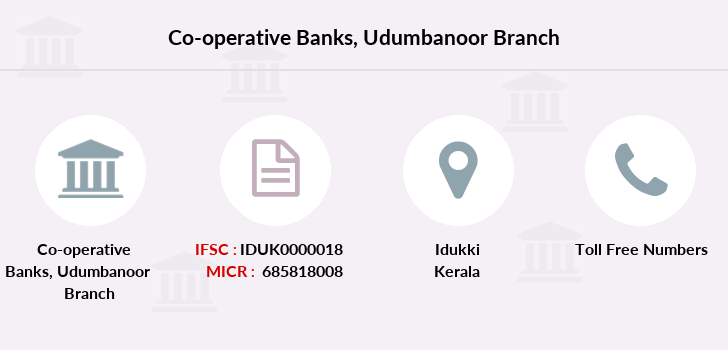 Co-operative-banks Udumbanoor branch