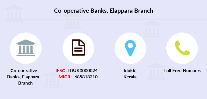 Co-operative-banks Elappara branch