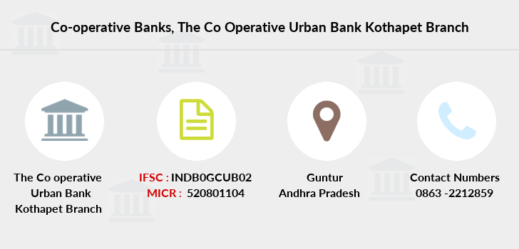 Co-operative-banks The-co-operative-urban-bank-kothapet branch