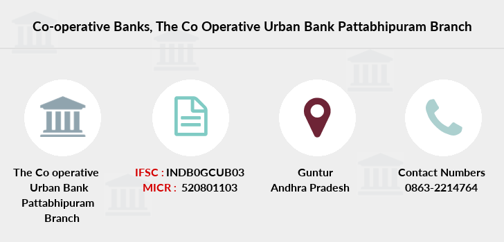 Co-operative-banks The-co-operative-urban-bank-pattabhipuram branch