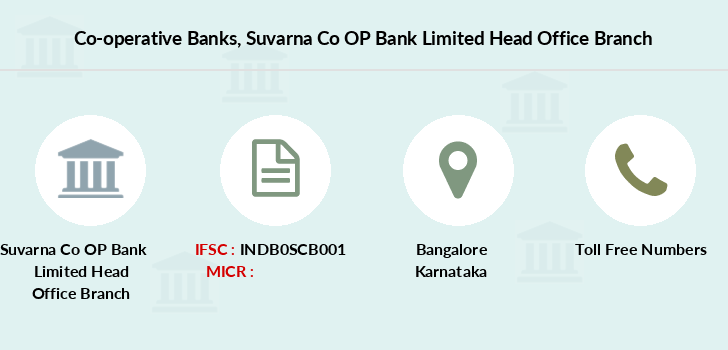 Co-operative-banks Suvarna-co-op-bank-limited-head-office branch