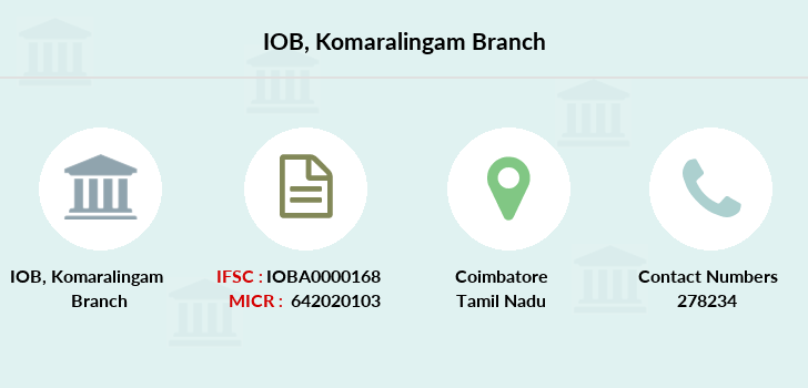 Indian-overseas-bank Komaralingam branch