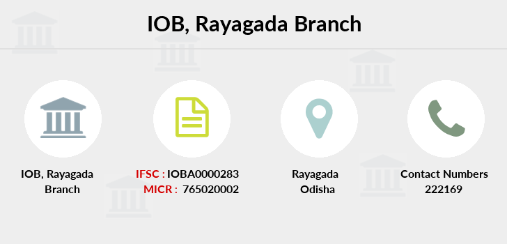 Indian-overseas-bank Rayagada branch
