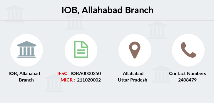 Indian-overseas-bank Allahabad branch