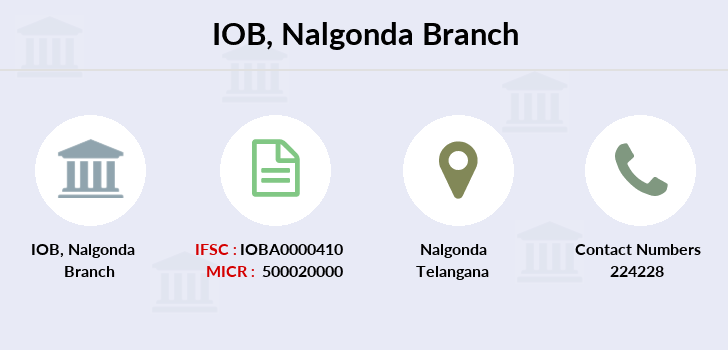 Indian-overseas-bank Nalgonda branch