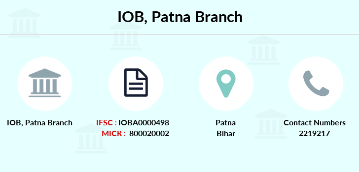 Indian-overseas-bank Patna branch