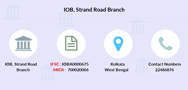 Indian-overseas-bank Strand-road branch