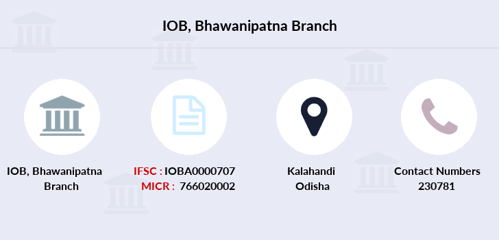 Indian-overseas-bank Bhawanipatna branch