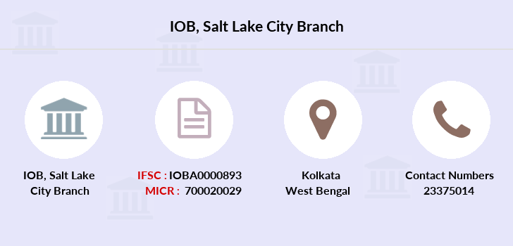 Indian-overseas-bank Salt-lake-city branch