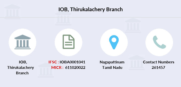 Indian-overseas-bank Thirukalachery branch