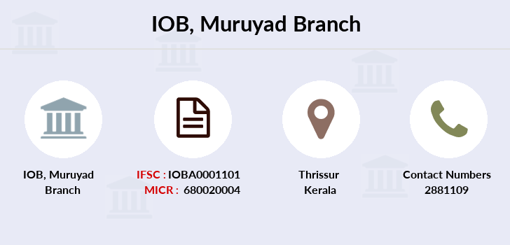 Indian-overseas-bank Muruyad branch