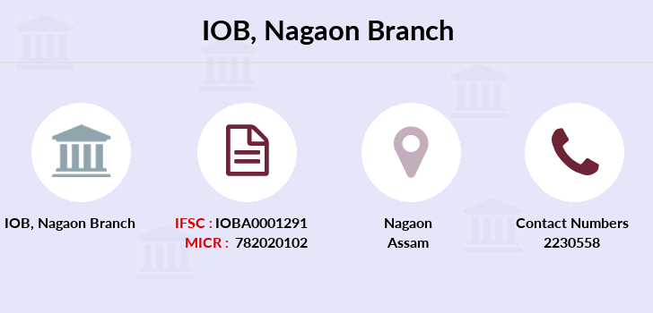 Indian-overseas-bank Nagaon branch