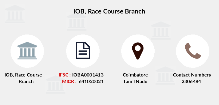 Indian-overseas-bank Race-course branch