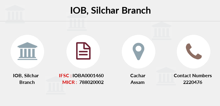 Indian-overseas-bank Silchar branch