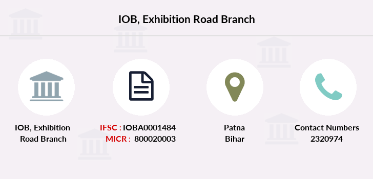 Indian-overseas-bank Exhibition-road branch