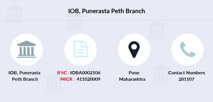 Indian-overseas-bank Punerasta-peth branch