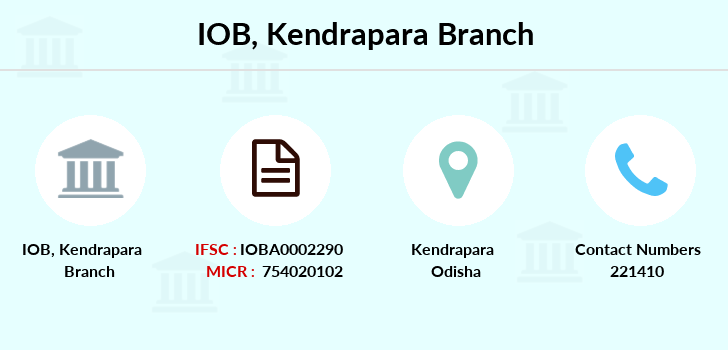Indian-overseas-bank Kendrapara branch