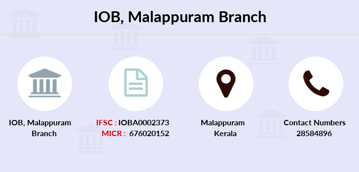 Indian-overseas-bank Malappuram branch