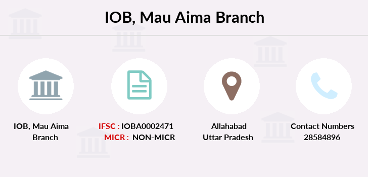 Indian-overseas-bank Mau-aima branch