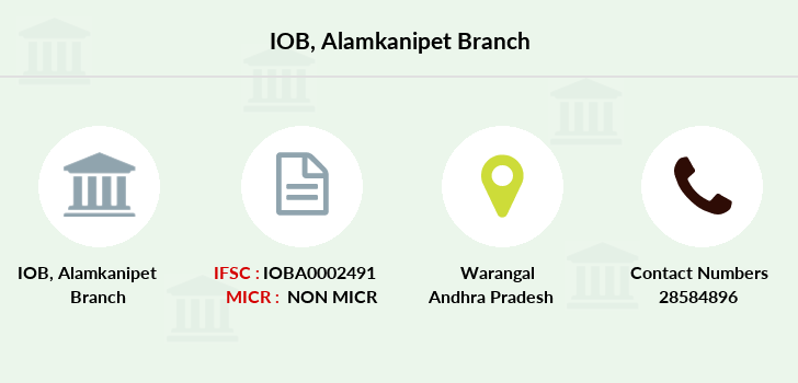Indian-overseas-bank Alamkanipet branch