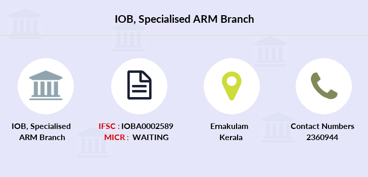 Indian-overseas-bank Specialised-arm branch
