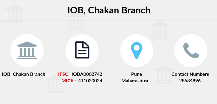 Indian-overseas-bank Chakan branch