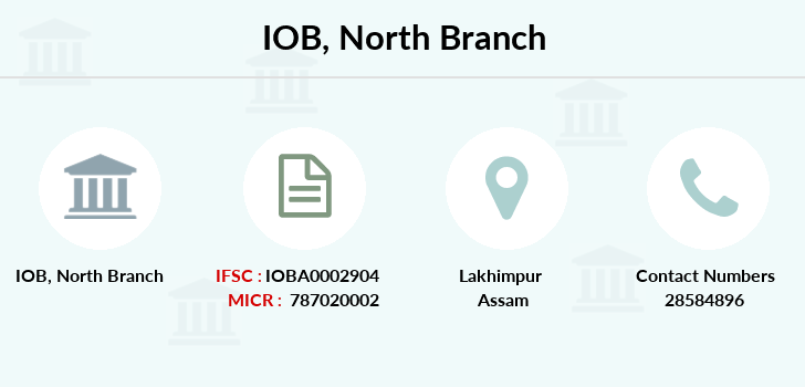 Indian-overseas-bank North branch