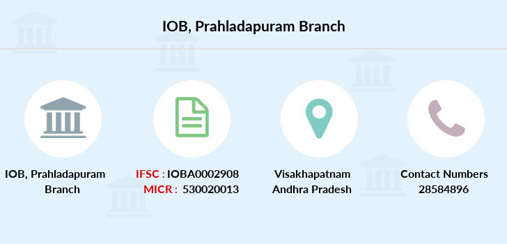 Indian-overseas-bank Prahladapuram branch
