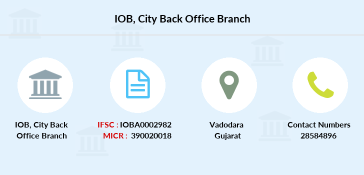 Indian-overseas-bank City-back-office branch