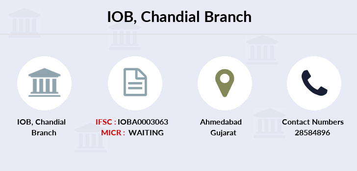 Indian-overseas-bank Chandial branch