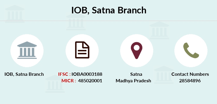 Indian-overseas-bank Satna branch