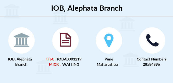 Indian-overseas-bank Alephata branch