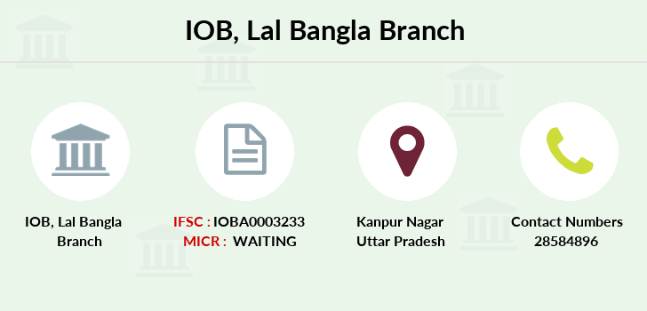 Indian-overseas-bank Lal-bangla branch