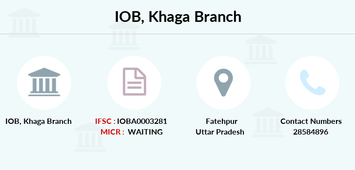 Indian-overseas-bank Khaga branch