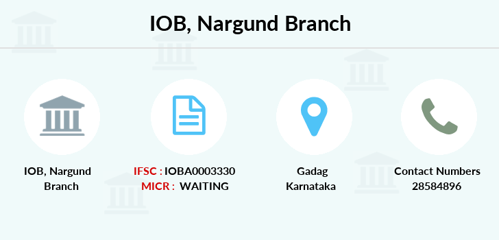 Indian-overseas-bank Nargund branch
