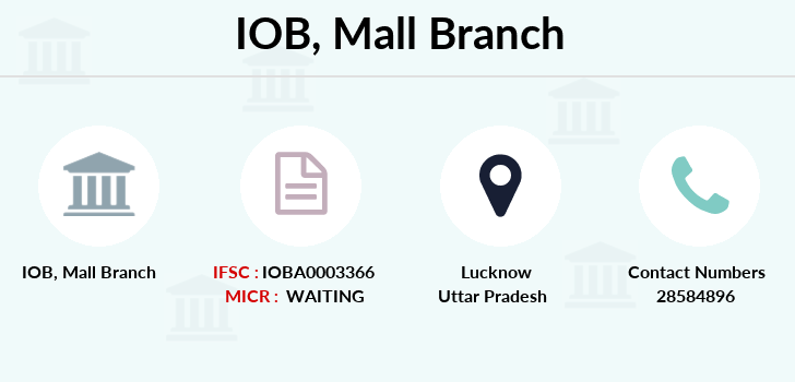 Indian-overseas-bank Mall branch