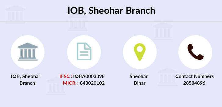 Indian-overseas-bank Sheohar branch