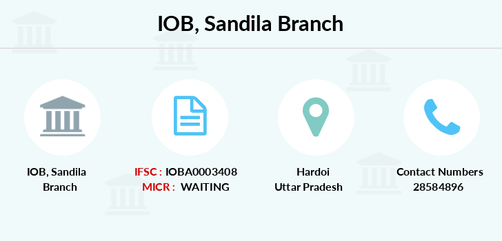 Indian-overseas-bank Sandila branch