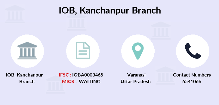Indian-overseas-bank Kanchanpur branch
